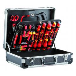 USAG กระเป๋าใส่เครื่องมือสำหรับงานซ่อมบำรุงวิศวกรรมไฟฟ้า (22 ชิ้น) - 1