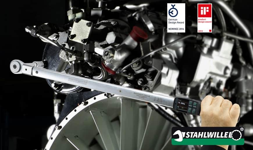 Stahlwille: มีเครื่องมือช่างระดับมืออาชีพ เครื่องมือวัดทอร์ค และแผ่นเหล็กทดสอบพื้นเรียบของวัตถุจำหน่ายที่ Mister Worker