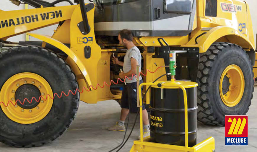 Meclube: ระบบและอุปกรณ์สำหรับการหล่อลื่น สามารถซื้อได้ที่ Mister Worker